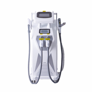 Clinic/spa/salon use Opt Ipl Elight Shr Sapphire Treatment Hair Removal Machine