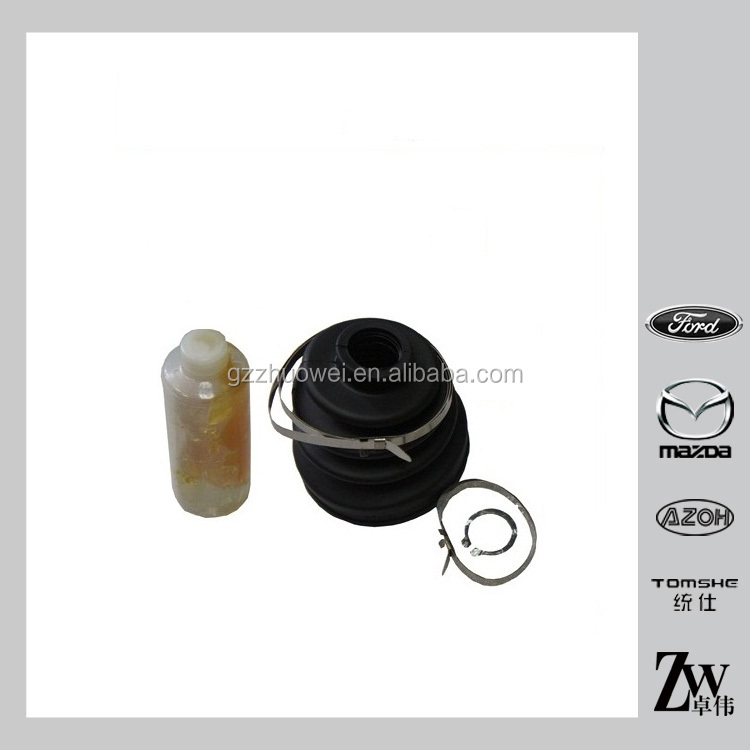 Auto Driveshaft Parts Rubber CV Joint Boot Kit 44017-SNE-A01, 44018-SNE-A01