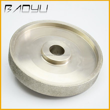Electro Plated Diamond Wheel for Rubber Steel&Hard Material