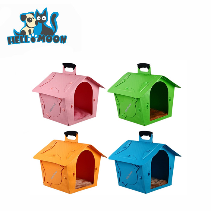Latest Design Factory Direct Eco-friendly Foldable Dog House