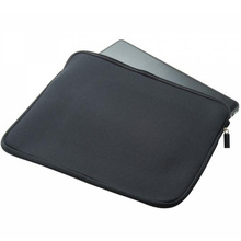 Custom Portable Zipper 17 Inch Neoprene Laptop Sleeve Wholesale