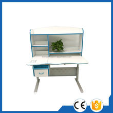 Customized useful height adjustable study desk