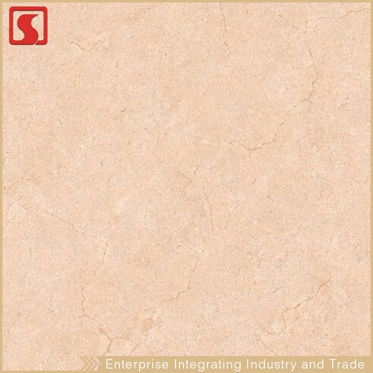 Custom Simple Design 600x600mm Pure Color Rough Synthetic Marble Tile In Guangzhou