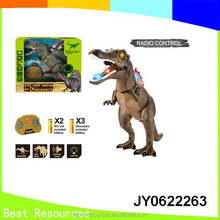 Hotsale Toy RC Walking Dinosaur With Light and Music for kids/Removable RC dinosaurs for sale
