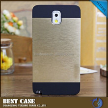 bestcase metal case Fancy Cell Phone Case For Samsung Galaxy Note3 case cover