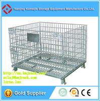 Customized Metal Wire Mesh Storage Box