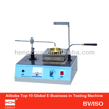 Cleveland Flash point And Burning point Tester HZ-4612