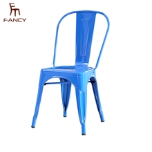 Wholesale modern metal dining chairs cheap kitchen chairs for sale