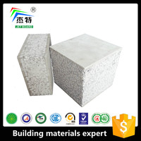 Construction material eps cement sandwich panel table cutting saw machine
