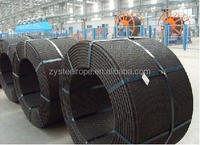 black grease Wire Rope 6*19S+FC