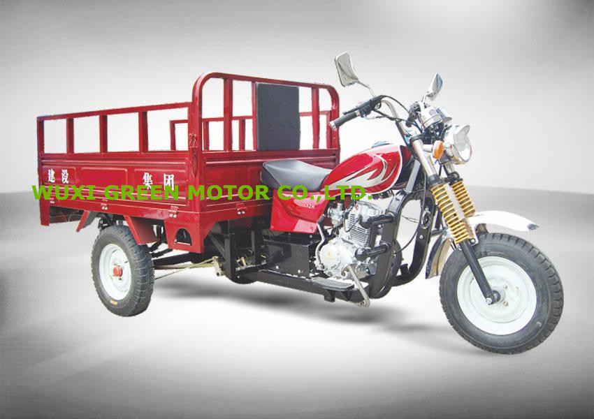truck cargo tricycle 150cc 200cc tipper