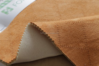 High Quality Polyester Suede Sofa Fabric, Car Seats, Wholesale Faux Leather Sofa Fabric Upholstery