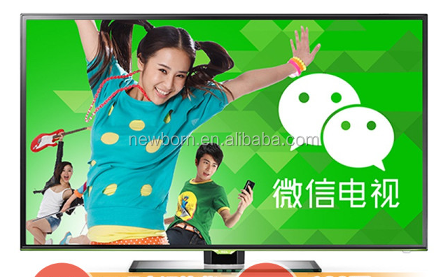 "2015 New !!! 55""FHD LED TV yes wide screen Ultra-slim China factory televisions"