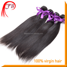 Hot Sale Human Raw Straight Hair 100% Virgin Indian Remy Temple Hair