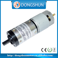 Top Quality Customized 3v-24v geared DS-28RP385 28mm mini dc motor