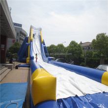 2015 newest durable gaint hippo inflatable slide/big inflatale water slide