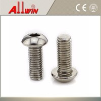 Hexagon socket head cap screws ASME/ANSI B18.3 carbon steel