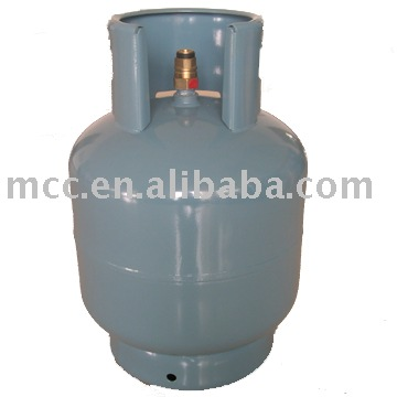 15Kg LPG cooking gas cylinder for Chile