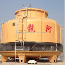 High cooling effect closed type cooling tower