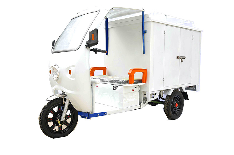new three wheel electric vehicle for delivery cargo express battery power tricycle