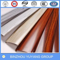 Manufacturer Wood Transfer Aluminum Profile for Windows