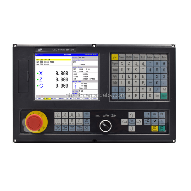 SZGH-CNC990TDb-3 3 axis CNC Controller for Lathe & Turning Center