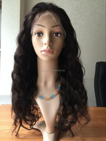 Hot Sale Unprocessed Virgin Brazilian Human Hair Wig Lace Front Wig