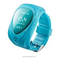Wrist Watch GPS Tracker JM90 with free Tracking software