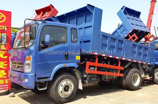 PROMOTION sinotruk 115hp mini tipper lorry price