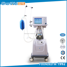 CE Marked High Quality Ventilators Breathing Machine with cheap price CWH-3020B