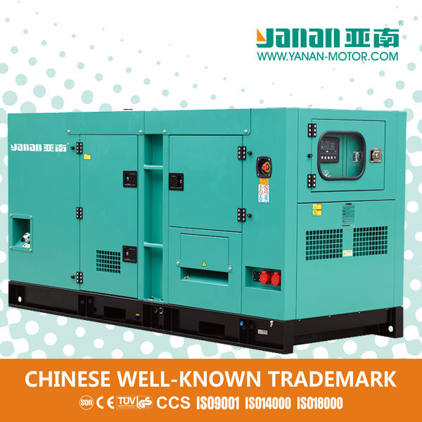 China Diesel Engine Powered Electricity Generator