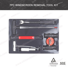 7pc Windscreen Glass Removal Set Car Removal Tool Kit (VT01107)