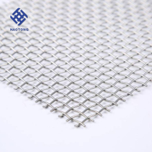 Factory price supply 316 stainless steel mesh window security screen