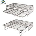 transformable 2 in 1 folding metal sofa bed mechanism DJ-SD04