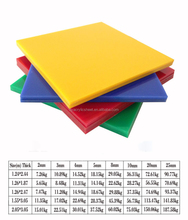 Latest cutting custom acrylic plastic perspex sheets