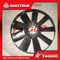 SINOTRUK HOWO WD615 TRUCK ENGINE PARTS Viscous fan VG2600060446