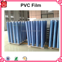Soft Thermoforming Film Packing Use Transparent PVC film