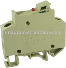 Fuse terminal block with light ROHS& CE