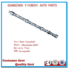 High Performance Custom Design Forged and Cast Engine Parts Camshaft for Mitsubishi 6DS7