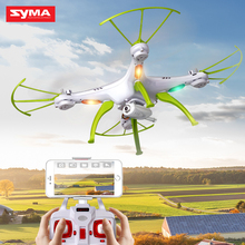 Amazon top seller 2018 Syma X5HW RC drone with Wifi FPV 0.3MP HD camera 2.4G 4ch 6axis real time video RC helicopter quadcopter