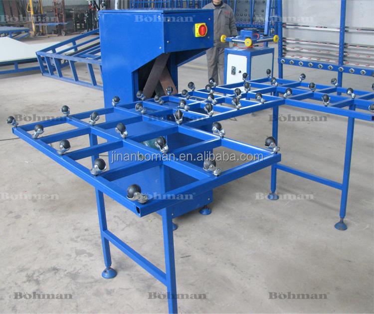 glass edger machine