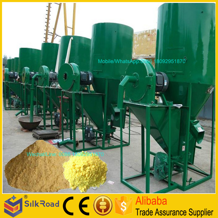 Cheap price animal feed mixing machine