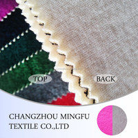 High Quality Wool Fabric Wool and Polyester Woven Woolen Fabric