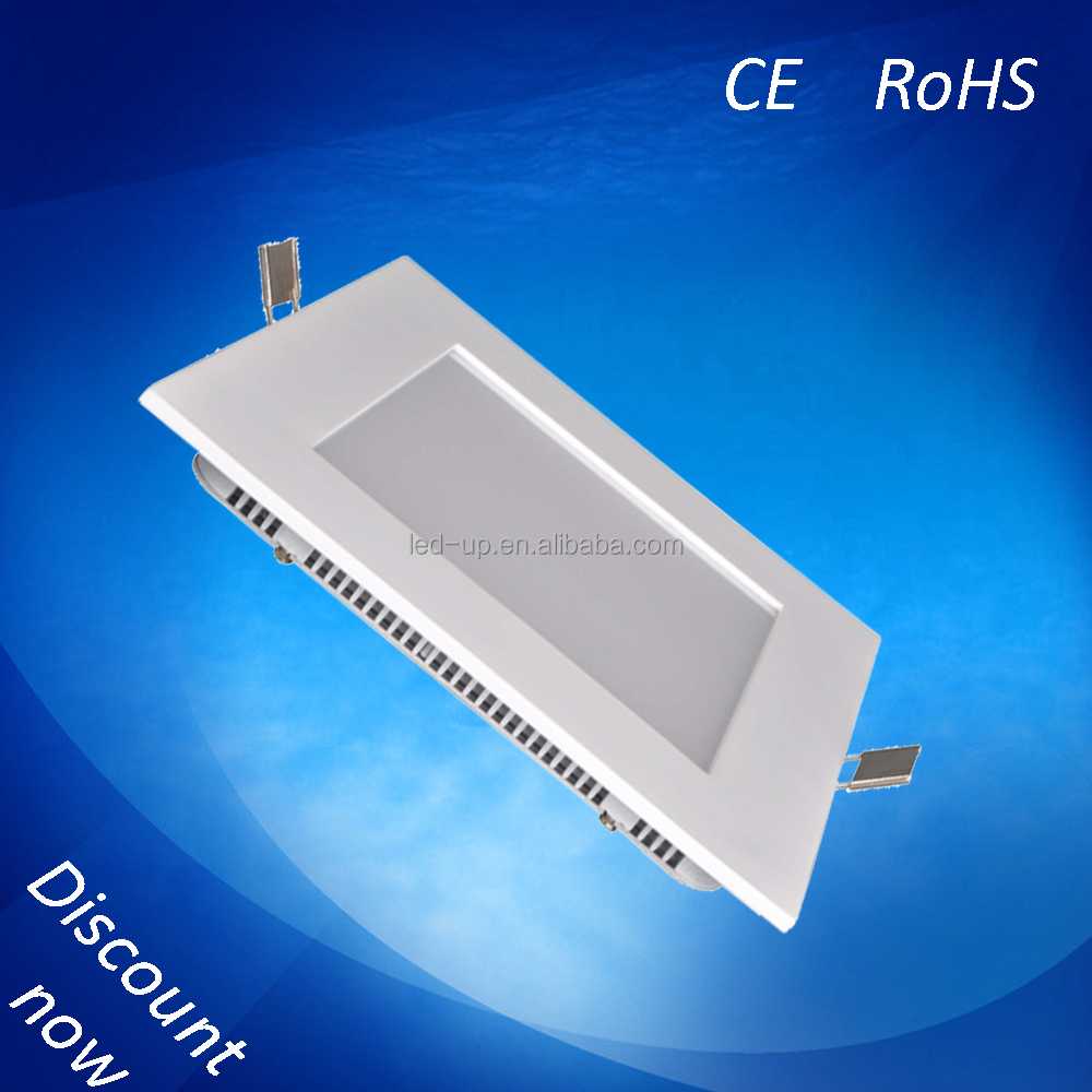 factory directly fast shipping 18w square led panel <strong>light</strong>