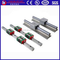 Low Noise SBC SBI25FLL rails for the production of motion tables