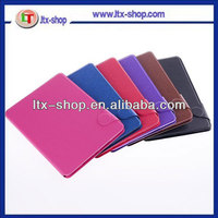 For Mini Tablet PC Leather Cover Case with high quality