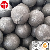 high manganese Low brake rate and high hardness alloy cast iron ball