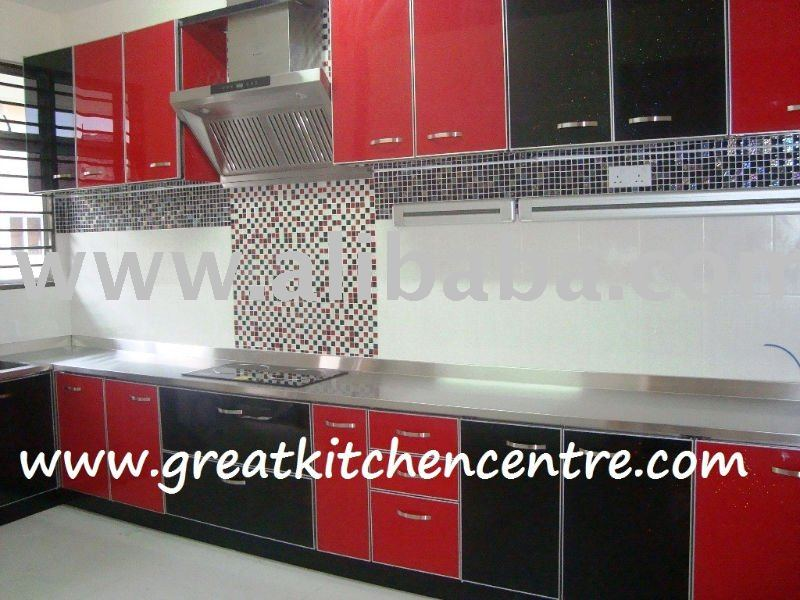Stainless Steel Kitchen Cabinet