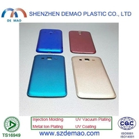 custom-made injection plastic phone case for mobile phone accessory