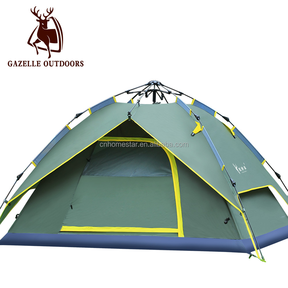automatic outdoor beach tent 4 people for hot sales